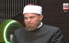 حوار خاص مع فضيلة الشيخ اشرف